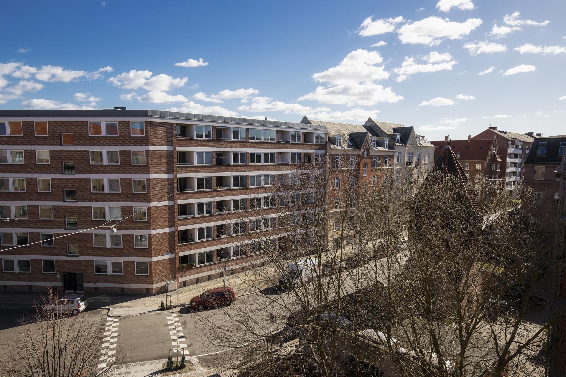 Nitivej 20, 4. mf, 2000 Frederiksberg